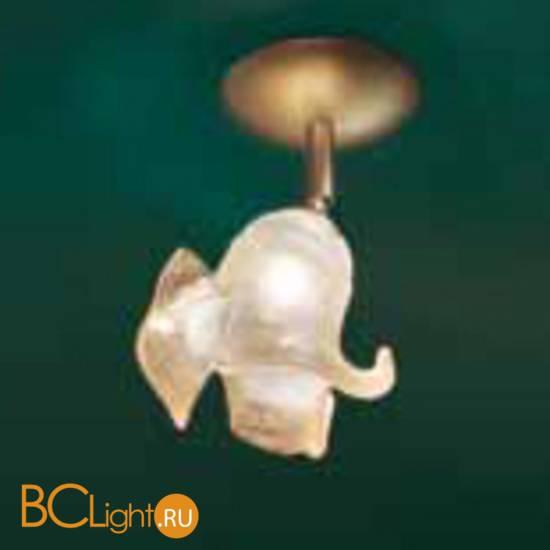 Настенно-потолочный светильник LuceCrea Ondina 379633 DP A