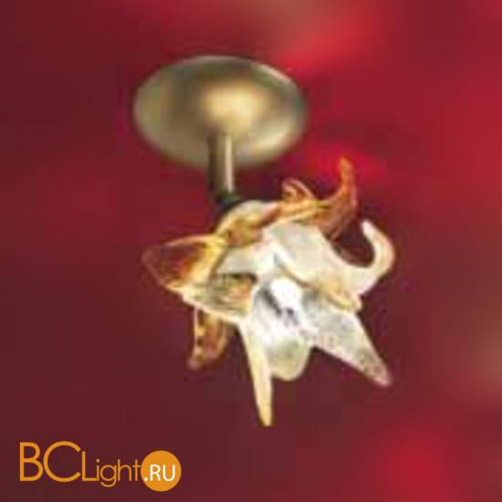 Настенно-потолочный светильник LuceCrea Trilly 379633 DP B