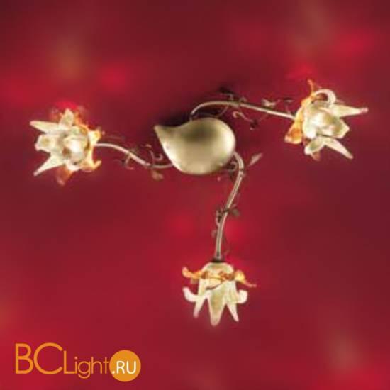 Настенно-потолочный светильник LuceCrea Trilly 379636 DP B