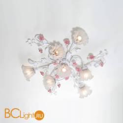 Потолочная люстра Lucia Tucci Fiori di rose 109.6.1