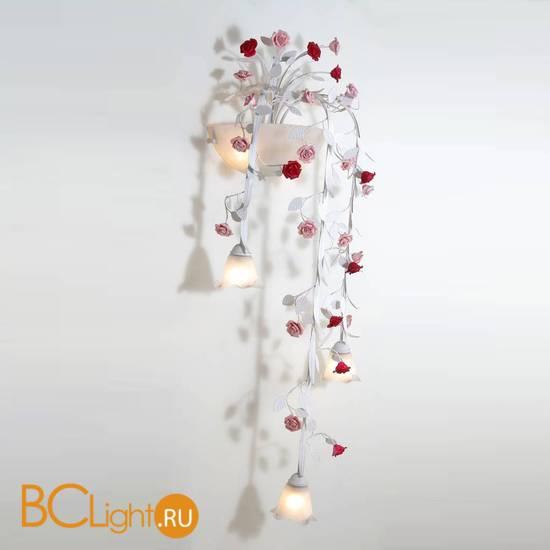 Бра Lucia Tucci Fiori di rose 113.3.2