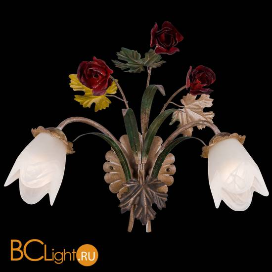 Бра Lucia Tucci Fiori di rose W1760.2