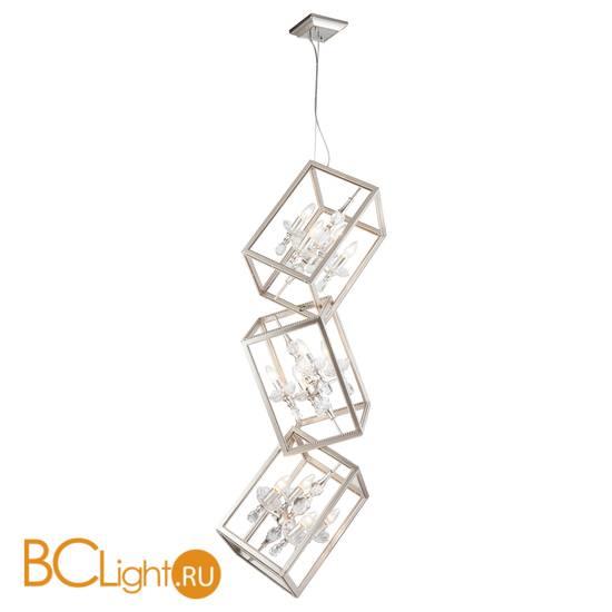 Подвесной светильник Lucia Tucci Inessa 3850.12 silver