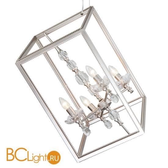 Подвесной светильник Lucia Tucci Inessa 3850.4 silver