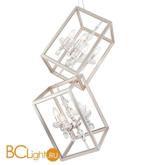 Подвесной светильник Lucia Tucci Inessa 3850.8 silver