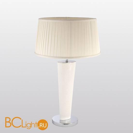 Настольная лампа Lucia Tucci Pelle Bianca T119.1