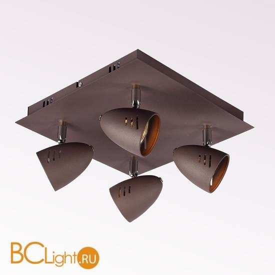 Спот (точечный светильник) Lucia Tucci Punto 193.4 grigio
