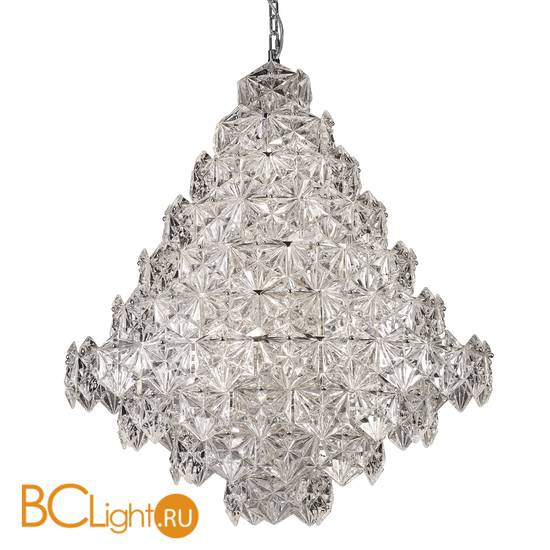 Подвесной светильник Lucia Tucci Rumba 1050.17 chrome