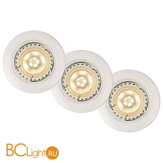 Встраиваемый спот (точечный светильник) Lucide Focus 11001/15/31