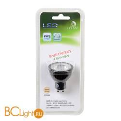 Лампа Lucide GU10 4,5W 220V 3000K 320Lm 49000/05/30