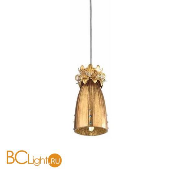 Подвесной светильник Lucienne Monique Appliques K 40 gold clear