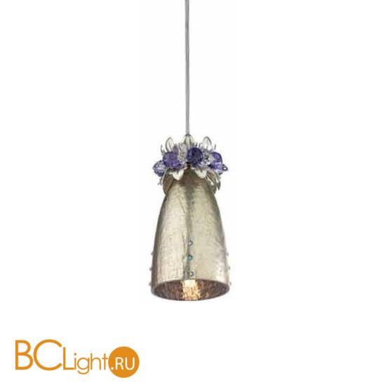 Подвесной светильник Lucienne Monique Appliques K 40 silver purple