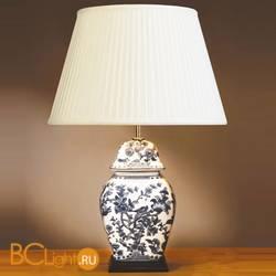 Настольная лампа Lui's Collection Blue TJ LUI/BLUE TJ + LUI/LS1046
