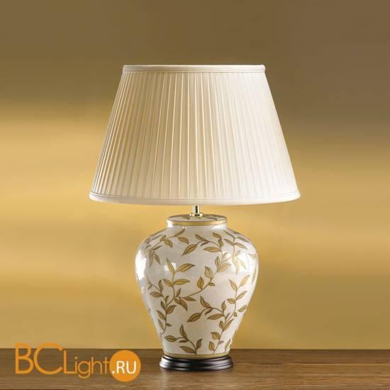 Настольная лампа Lui's Collection Brown-Gold Leaves LUI/LEAVES BR/GL + LUI/LS1037
