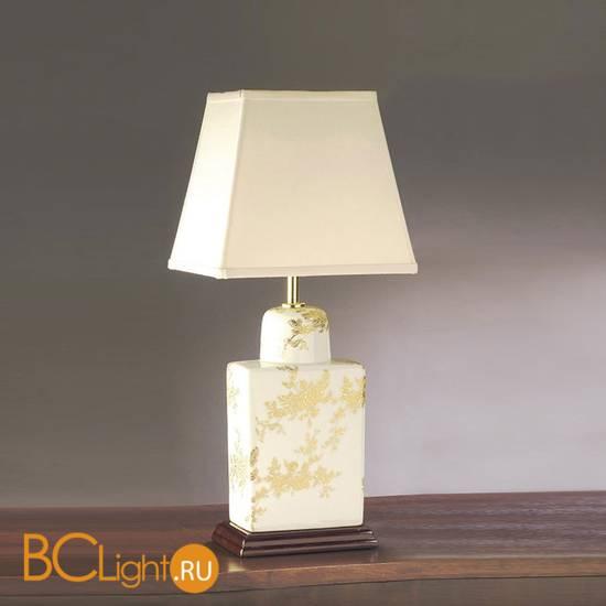 Настольная лампа Lui's Collection Flower LUI/GOLD FLOWER + LUI/LS1007