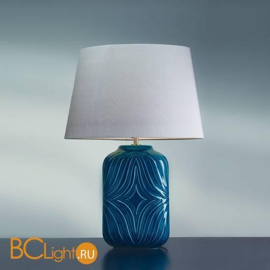 Настольная лампа Lui's Collection Muse LUI/MUSE TURQSE + LUI/LS1125