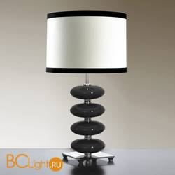 Настольная лампа Lui's Collection Onyx LUI/ONYX BLACK + LUI/LS1003
