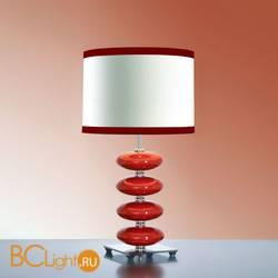 Настольная лампа Lui's Collection Onyx LUI/ONYX RED + LUI/LS1139