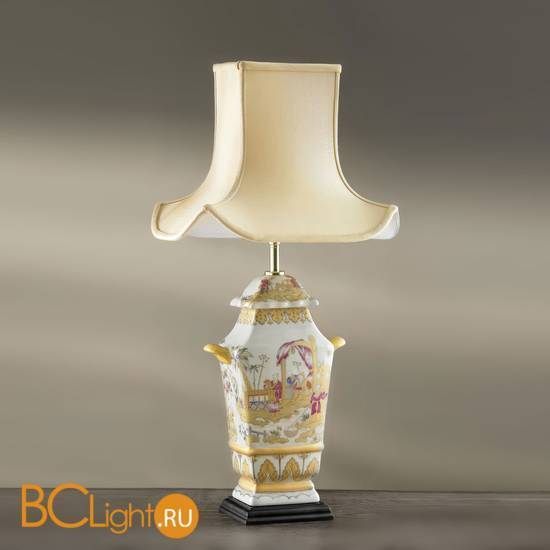 Настольная лампа Lui's Collection Painted Children LUI/CHILDREN + LUI/LS1036