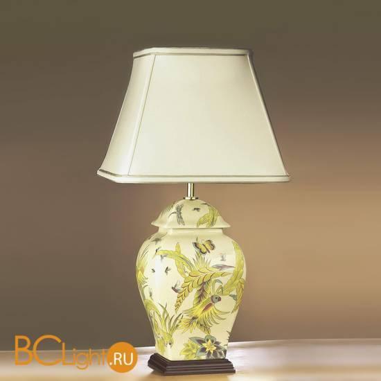 Настольная лампа Lui's Collection Parrot Yellow-Green LUI/PARROT + LUI/LS1035