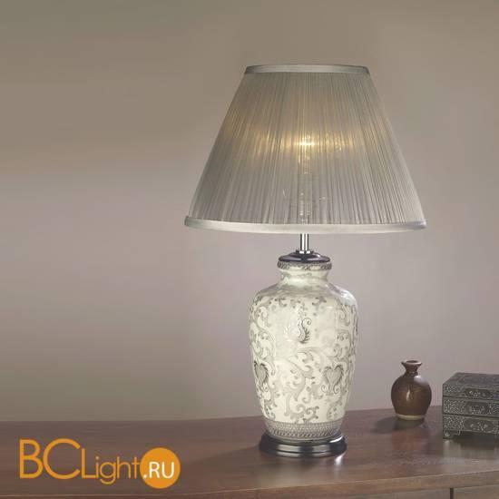 Настольная лампа Lui's Collection Silver Thistle LUI/SIL THISTLE + LUI/LS1044