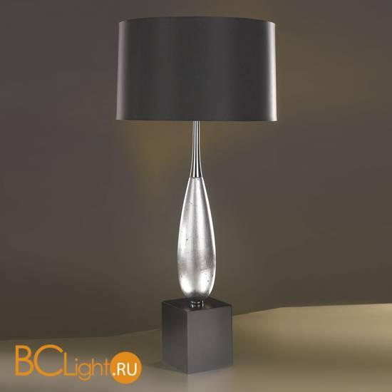 Настольная лампа Lui's Collection Solomon LUI/SOLOMON SILV + LUI/LS1002