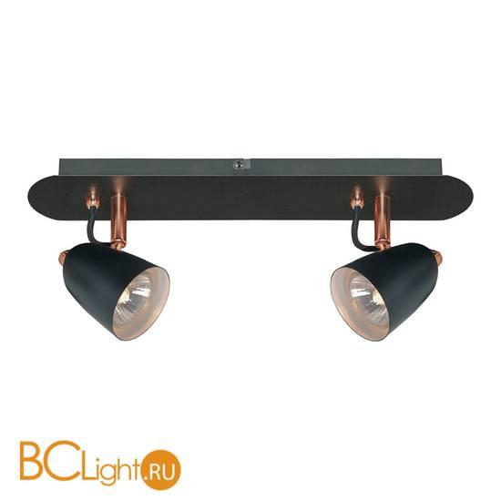 Спот (точечный светильник) Lussole Loft Cauldron LSP-9852