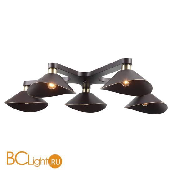 Потолочная люстра Lussole Loft Dina LSP-9535