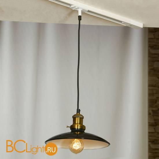 Подвесной трековый светильник Lussole Loft Glen Cove LSP-9604-TAW