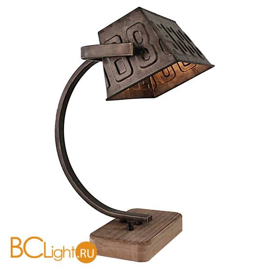 Настольная лампа Lussole Loft Kaminaro LSP-0511