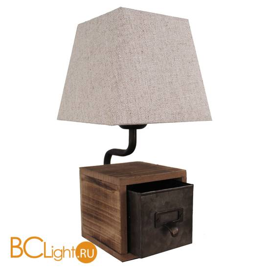 Настольная лампа Lussole Loft Kaminaro LSP-0512