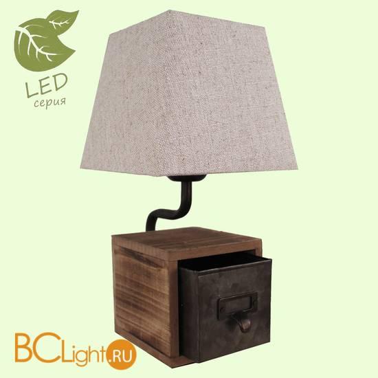 Настольная лампа Lussole Loft Kaminaro GRLSP-0512