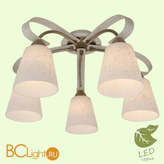 Потолочная люстра Lussole Loft Lolita GRLSP-0102