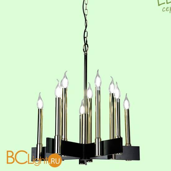 Люстра Lussole Loft Moultrie GRLSP-8203
