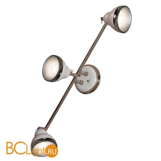 Спот (точечный светильник) Lussole Loft Sara LSN-6201-03