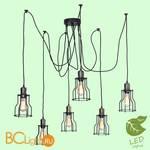 Подвесной светильник Lussole Loft Shirley GRLSP-9310