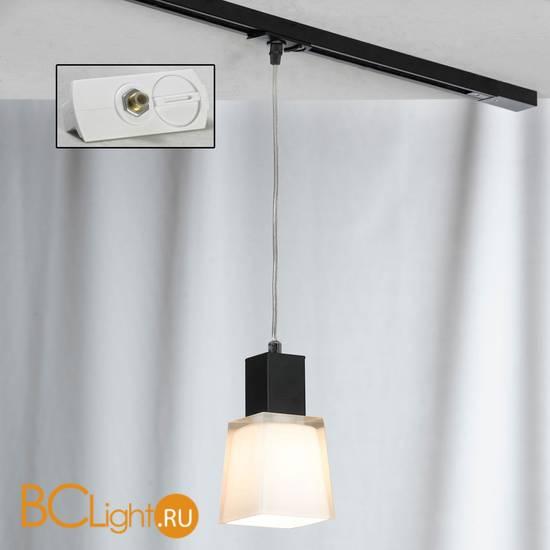 Подвесной трековый светильник Lussole Loft Track Lights LSC-2506-01-TAW