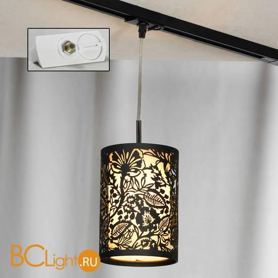 Подвесной трековый светильник Lussole Loft Track Lights LSF-2376-01-TAW