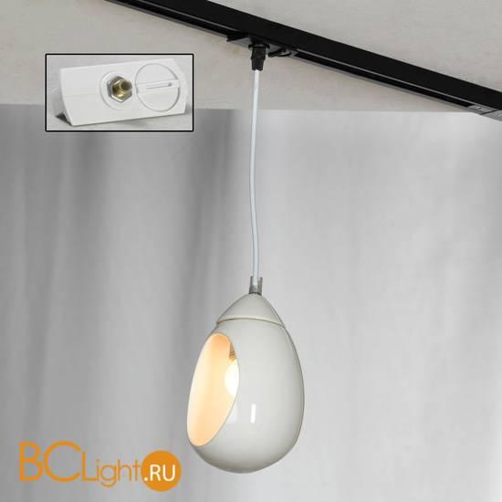Подвесной трековый светильник Lussole Loft Track Lights LSP-8034-TAW