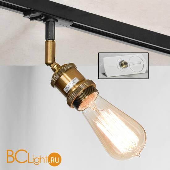 Трековый светильник Lussole Loft Track Lights LSP-9320-TAW