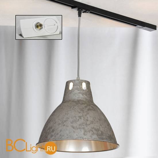 Подвесной трековый светильник Lussole Loft Track Lights LSP-9503-TAW