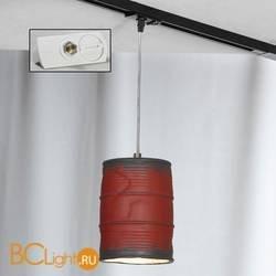 Подвесной трековый светильник Lussole Loft Track Lights LSP-9527-TAW