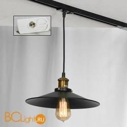Подвесной трековый светильник Lussole Loft Track Lights LSP-9601-TAW