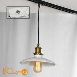 Подвесной трековый светильник Lussole Loft Track Lights LSP-9605-TAW