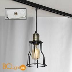 Подвесной трековый светильник Lussole Loft Track Lights LSP-9610-TAW