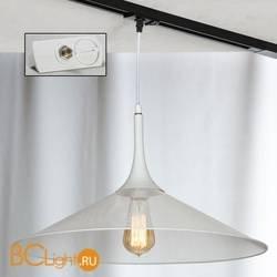 Подвесной трековый светильник Lussole Loft Track Lights LSP-9812-TAW