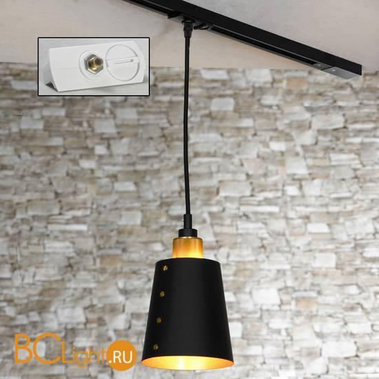 Подвесной трековый светильник Lussole Loft Track Lights LSP-9861-TAW