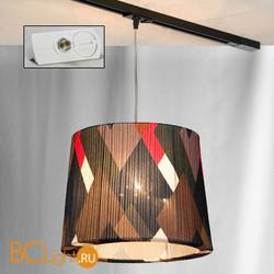 Подвесной трековый светильник Lussole Loft Track Lights LSP-9991-TAW