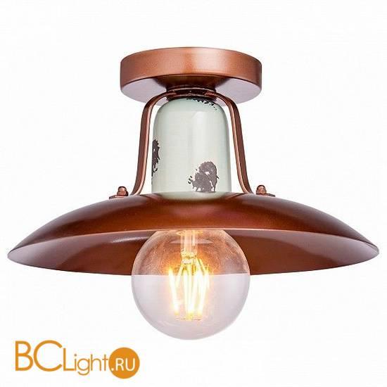 Потолочный светильник Lussole Loft Vermilion LSP-8162