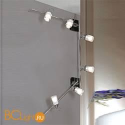 Спот (точечный светильник) Lussole Abruzzi LSL-7909-06